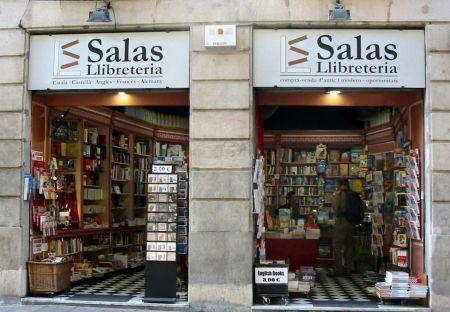 Librerias de viejo y anticuarias de barcelona - Libreria marcial pons barcelona ...