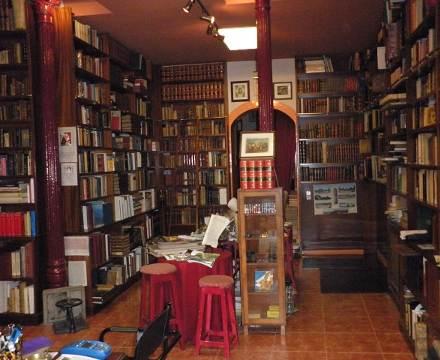 Librerias de viejo y anticuarias de madrid - Libreria bardon madrid ...