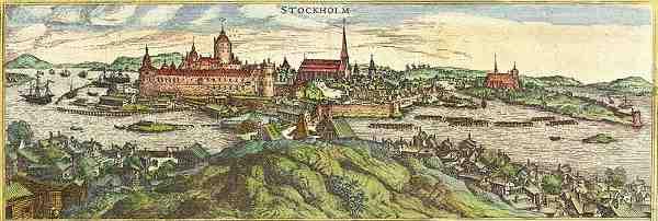Codex Gigas. Estocolmo